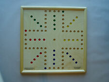 AGGRAVATION, WAHOO GAME BOARD  15 x 15 inch 4 player board