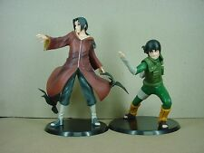 Naruto man PVC Action Figure figures dolls toy set of 2pcs doll new
