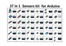 KIT 37 sensori per ARDUINO - 37 in 1 ARDUINO RASPBERRY