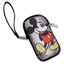 Disney Parks Authentic Sequined - Coin Purse - Smart Phone Holder Case Wallet