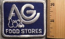 AG FOOD STORES PATCH (GROCERIES)