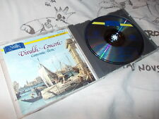 VIVALDI: Concerti   Camerata Bern / Novalis Switzerland no IFPI Near Mint CD