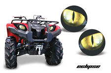 AMR Racing Yamaha Grizzly 700/550 Headlight Eyes ATV Light Graphics Parts ECLIPS