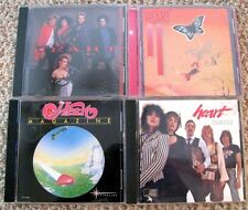 HEART ~~ LOT OF 9 CDs Psych Hard Rock Fuzz Garage