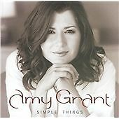 Amy Grant - Simple Things CD Album From 2003 Happy Looking For You After Fire