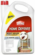 Insect Killer Spray 1 Gallon Poison Kills Bugs Roach Spider Ant Mosquito New