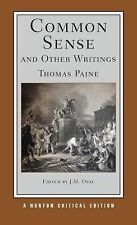 Common Sense and Other Writings By Paine, Thomas / Opal, Jason M. NEW