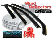 BMW 3 E46 1998-2006 Estate Wind Deflectors 4.pcs HEKO (11122)