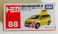 Takara Tomy Tomica No.88 NISSAN ELGRAND ROAD PATROL CAR - Hot Pick