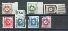 SBZ 42-50DII ex ** POSTMEISTER BPP 275€(12857