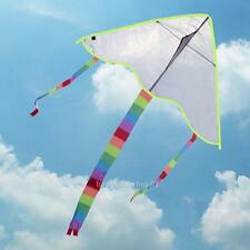 Dural DIY Painting Kite Outdoor Toys Kite Flying With Control Bar
