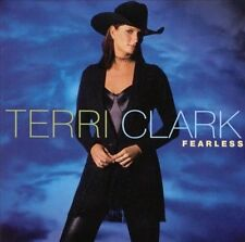 Fearless [ECD] by Terri Clark (CD, Sep-2000, Mercury Nashville) NISP