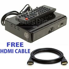 HDTV Digital Antenna Box Recording HDMI output 1080P Receiver USB PVR Tuner