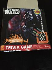 Disney Star Wars New Edition Classic Trivia Game - New In Box 650
