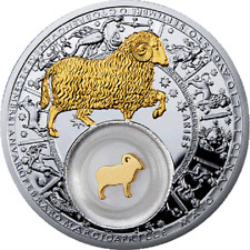 Belarus / Weißrussland - 20 Rubles Signs of the Zodiac 2013. Aries