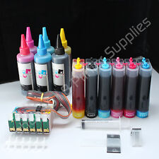 CISS & extra Set Ink #79 T079 CIS For Epson 1400 1410