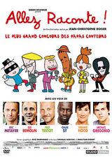 24264// ALLEZ RACONTE LE PLUS GRANDS CONCOURS DES PAPAS CONTEURS DVD NEUF