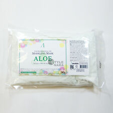 AnSkin ALOE Modeling Mask Powder Pack Skin Trouble Soothing skin care 240g POUCH
