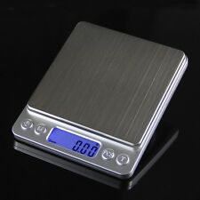 500g x0.01g Digital Pocket Gram Scale Jewelry Weight Electronic Balance Scale