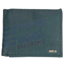 Cartera de piel sintética Billabong Junction Wallet Marine U5WM07