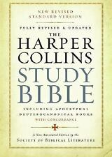 The HarperCollins Study Bible: Fully Revised & Updated, Harold W. Attridge, Soci