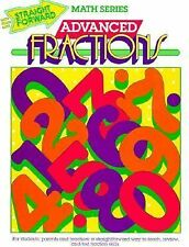 Advanced Fractions by S. Harold Collins Paperback Book (English)