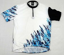 VTG 90S NIKE ECHELON USA MADE CYCLING JERSEY SHIRT OG ACG AIR MAX AGASSI B0 LO S