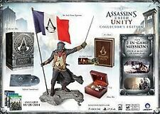 XONE ADVENTURE-ASSASSINS CREED UNITY COLLECTORS EDITION-NLA  XB1 NEW
