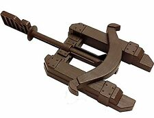 Crossbows and Catapults, 1983 Lakeside, Barbarians Crossbow (dark brown)