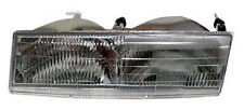 New Replacement Headlight LH / FOR 1989-90 MERCURY COUGAR & 92-94 GRAND MARQUIS