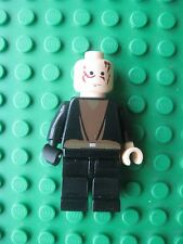 Lego Anakin Skywalker Minifigure -FACTORY MISPRINT ERROR- 7256 Star Wars