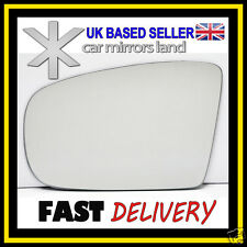 Left Passenger  Side Wing Mirror Glass  MERCEDES ML W164 05-08 Convex