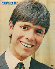 CLIFF RICHARD - PHOTO'S + ARTICLES  FROM DUTCH MUSIC MAGAZINES 1964-1968