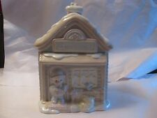 Precious Moments Sugar Town Flours General Store Cannister Collection Enesco c05