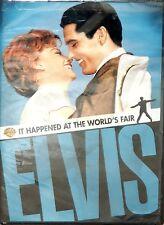 1963 It Happened at the World's Fair Elvis Presley Gary Lockwood Musical NEW DVD