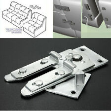 Sectional Sofa Couch Connector Snap Style ''Alligator Style'' Sofa Accessories