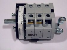Reverse Switch, 40 Amp, For Corghi, Coats Rc And Hofmann Cemb Tire Changers