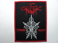 CELTIC FROST   EMBROIDERED PATCH