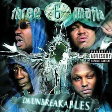 Da Unbreakables [PA] by Three 6 Mafia (CD, Jun-2003, Hypnotize Minds)
