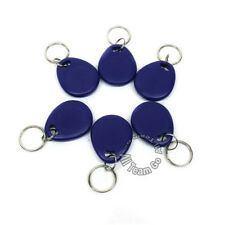 10× NFC Tag Tags KeyChain RFID 13.56MHz 1k S50 MF1 IC Smart Tags Android