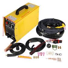 Multifonctionnelle 3 IN 1 Plasma Cutter/TIG/MMA/CUT soudeur soudeuse 220V 50Hz