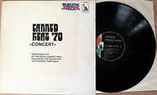 Canned Heat–'70 Concert: Recorded Live In Europe RARE GER 1970 Rock/Blues Rock