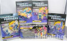 Transformers Original G1 Terrorcons Abominus Complete w/ Box Sealed Stickers