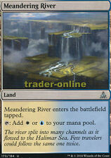 2x Meandering River (Mäanderstrom) Oath of the Gatewatch Magic