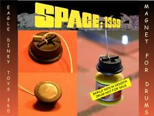 Magnet for Drums Eagle Dinky Toys 360 Space 1999 - Magnete barili Spazio - REPRO