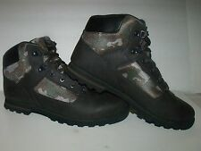 Timberland EK Riverton Mens Casual HIKING Boot (Brown/Black/Camo)NEW Men Sz 11.5