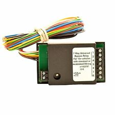 SKODA TOWBAR BYPASS RELAY, 7 WAY SMART MULTIPLEX RELAY, BYPASS RELAY