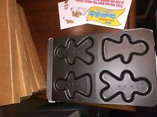 1993 Nestle Toll House Cookie Kids Baking Pan Original Box And Order Form NIB