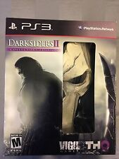 Darksiders II -- Collector's Edition (Sony PlayStation 3, 2012)