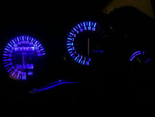 BLUE Suzuki GSXR 750 600 1992-1995 led dash clock conversion kit lightenUPgrade